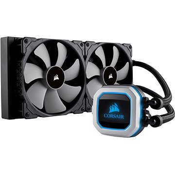 Corsair Cooling Hydro Series H115i Pro RGB (CW-9060032-WW)