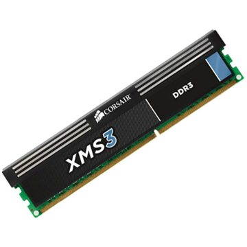 Corsair 4GB DDR3 1600MHz CL9 XMS3 (CMX4GX3M1A1600C9)