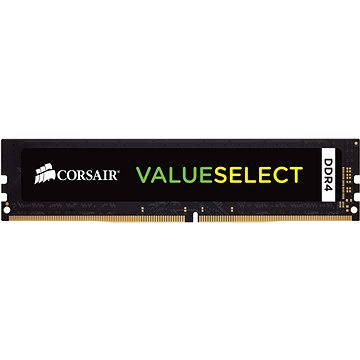 Corsair 8GB DDR4 2400MHz CL16 ValueSelect (CMV8GX4M1A2400C16)