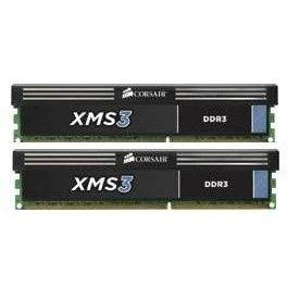 Corsair 8GB KIT DDR3 1600MHz CL9 XMS3 (CMX8GX3M2A1600C9)