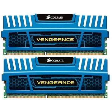 Corsair 8GB KIT DDR3 1600MHz CL9 Blue Vengeance - CMZ8GX3M2A1600C9B