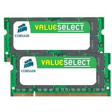 Corsair SO-DIMM 4GB KIT DDR2 667MHz CL5 - VS4GSDSKIT667D2