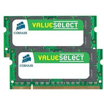 Corsair SO-DIMM 4GB DDR2 800MHz CL5 - VS4GSDSKIT800D2