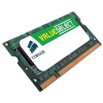 Corsair SO-DIMM 4GB DDR3 1333MHz CL9 (CMSO4GX3M1A1333C9)