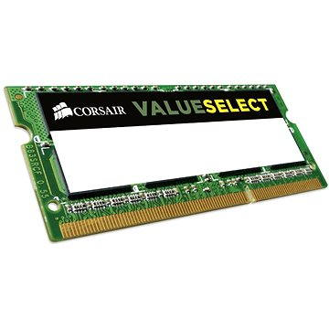 Corsair SO-DIMM 8GB DDR3 1600MHz CL11 (CMSO8GX3M1C1600C11)