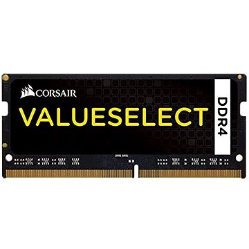 Corsair SO-DIMM 4GB KIT DDR4 2133MHz CL15 ValueSelect černá (CMSO4GX4M1A2133C15)