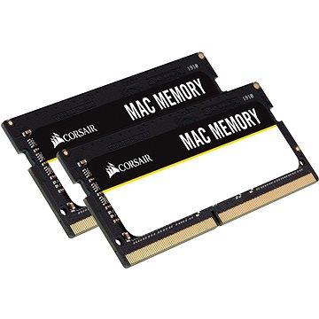 Corsair SO-DIMM 32GB KIT DDR4 2666MHz CL18 Mac Memory (CMSA32GX4M2A2666C18)