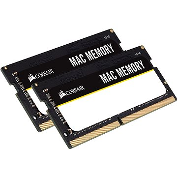 Corsair SO-DIMM 64GB KIT DDR4 2666MHz CL18 Mac Memory (CMSA64GX4M2A2666C18)