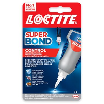 Lepidlo LOCTITE Super Attak Control 3 g (9002010294289)