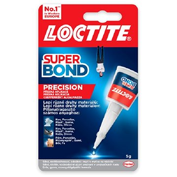 LOCTITE Super Attak Precision 5 g (9002010294173)