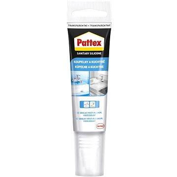 Tmel PATTEX Koupelny a kuchyně - transparentní 50 ml (4015000432283)