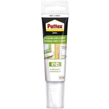 Tmel PATTEX Praskliny, stěny, stropy - bílý 50 ml (4015000432474)