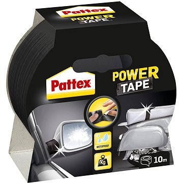 PATTEX Power tape black 10 m (9000100773423)