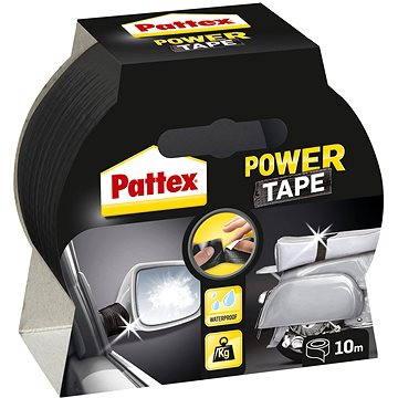 Lepící páska PATTEX Power tape black 10 m (9000100773423)