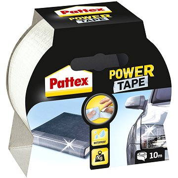 PATTEX Power tape transparentní 10 m (9000100782524)