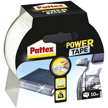 Lepící páska PATTEX Power tape transparentní 10 m (9000100782524)