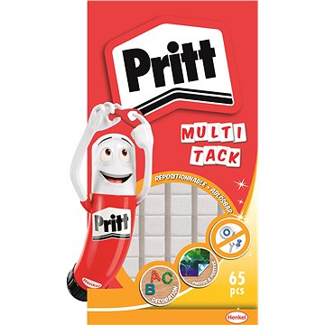 PRITT Multi Fix lepicí guma 65 ks (4015000077286)