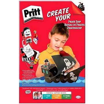 Lepicí sada Pritt Crafting Kits Pirates - 4 varianty (4015000430258)