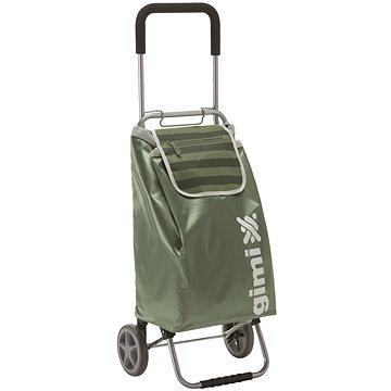 GIMI Flexi zelený nákupní vozík 45 l (8001244013261)