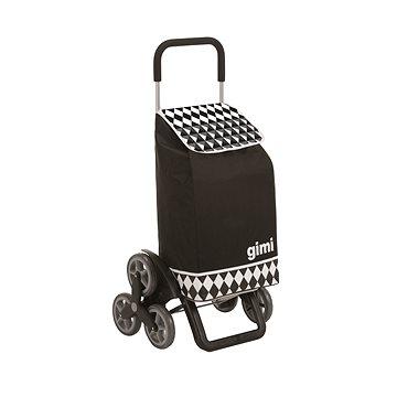 GIMI Tris Optical černý nákupní vozík 56 l (8001244014367)