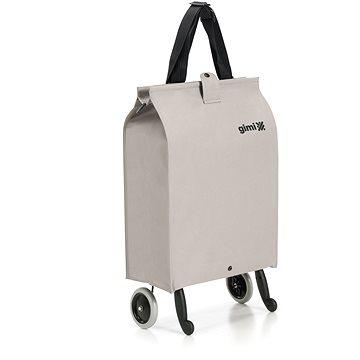 GIMI Brava Plus béžový nákupní vozík 38 l (8001244023475)