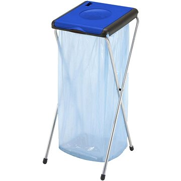 GIMI Nature 1 - stojan na odpadkové koše, modrý