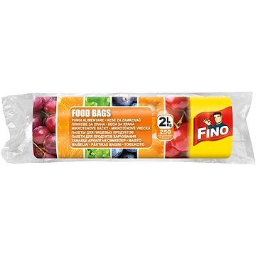 FINO Sáčky na potraviny na roli 2L 250 ks (5900536269894)