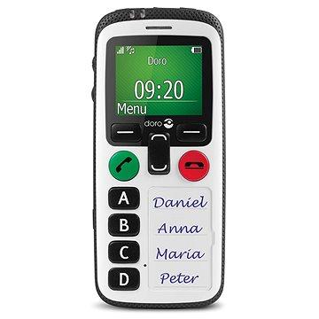 Doro Secure 580 bílá (7322460065140)