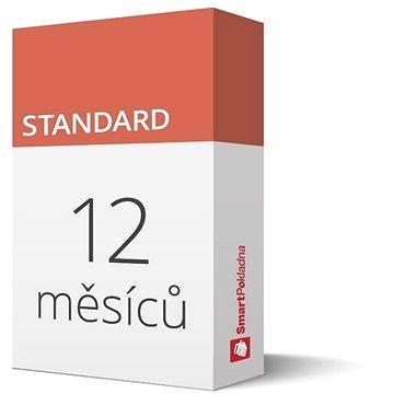 SmartPokladna Standard na 12 měsíců (SPTS-12)