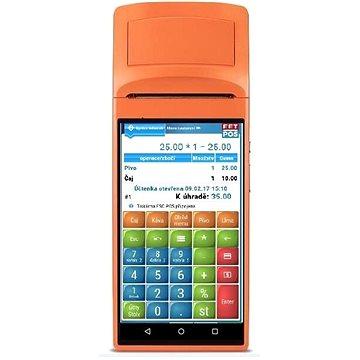 SUNMI EET-POS V1s - mobilní EET terminál s tiskárnou (SUNMI-EET-POS)