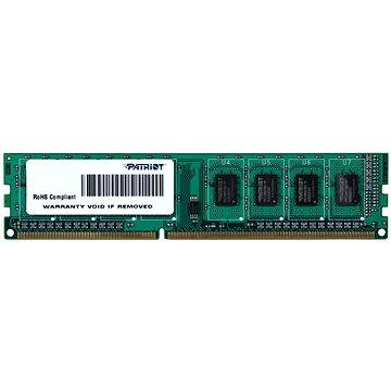 Patriot 2GB DDR3 1600MHz CL11 Signature Line (PSD32G160081)