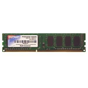 Patriot 4GB DDR3 1600MHz CL11 Signature Line (PSD34G16002)