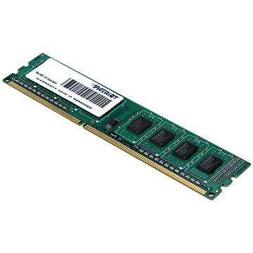 Patriot 4GB DDR3 1600MHz CL11 Signature Line (8x512) (PSD34G160081)