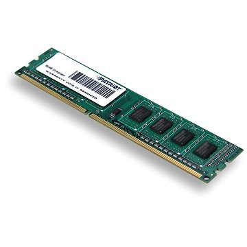 Patriot 4GB DDR3 1600MHz CL11 Signature Line (16x256) (PSD34G160082)