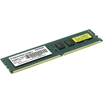 Patriot 4GB DDR4 2133Mhz CL15 Signature Line (PSD44G213381)