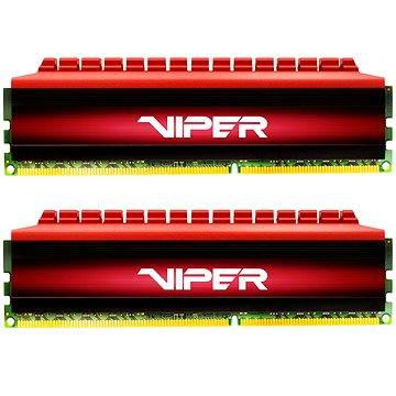 Patriot Viper4 Series 16GB KIT DDR4 3000Mhz CL16 (PV416G300C6K)