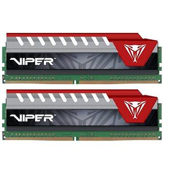 Patriot Viper Elite Series 16GB KIT DDR4 2800Mhz CL16 RED (PVE416G280C6KRD)