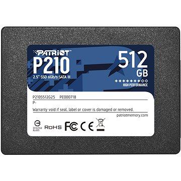Patriot P210 512GB (P210S512G25)