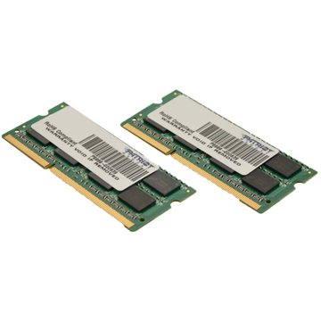 Patriot SO-DIMM 16GB KIT DDR3 1600MHz CL11 Signature Line pro Apple (PSA316G1600SK)