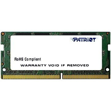 Patriot SO-DIMM 4GB DDR4 2133MHz CL15 (PSD44G213381S)