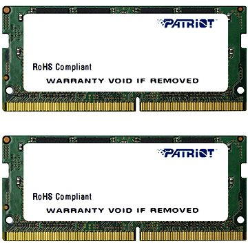 Patriot SO-DIMM 16GB KIT DDR4 2133MHz CL15 (PSD416G2133SK)