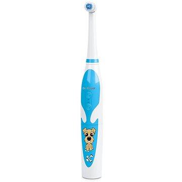 Elektrický zubní kartáček Dr. Mayer GTS1000K-B elektrický zubní kartáček dětský - modrý