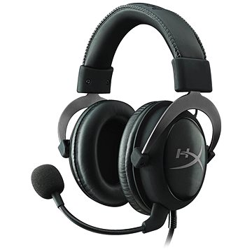 HyperX Cloud II Headset Gunmetal Grey (KHX-HSCP-GM)