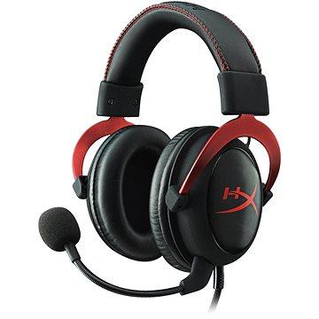 HyperX Cloud II Headset červená (KHX-HSCP-RD)