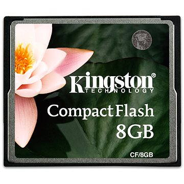 Kingston Compact Flash 8GB