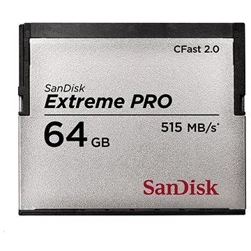SanDisk CFAST 2.0 64GB Extreme Pro VPG130 (SDCFSP-064G-G46D)