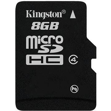 Kingston Micro SDHC 8GB Class 4(SDC4/8GBSP)