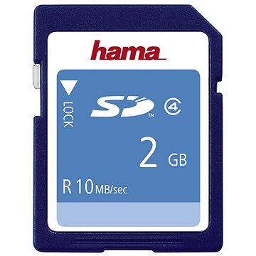 Hama SD 2GB Class 4 (55377)