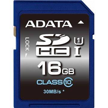ADATA Premier SDHC 16GB UHS-I Class 10 (ASDH16GUICL10-R)