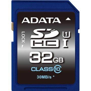 ADATA Premier SDHC 32GB UHS-I Class 10 (ASDH32GUICL10-R)